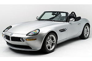 BMW Z8: la macchina di Steve Jobs messa all'asta