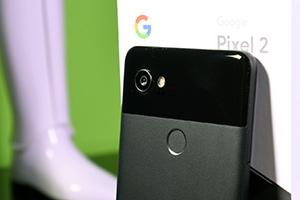 Google Pixel 2 XL: foto dal vivo