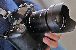 Panasonic Lumix G9: l'ammiraglia fotografica dal vivo