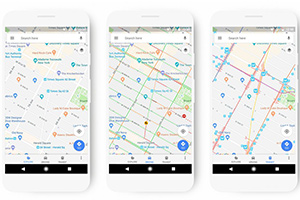 Google Maps: ecco tutte le nuove icone