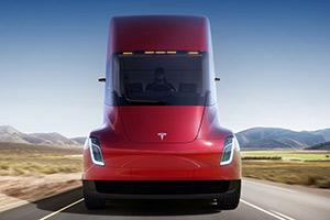 Tesla Semi: il camion diventa elettrico