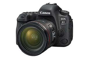 Canon EOS 6D Mark II: Serie ISO