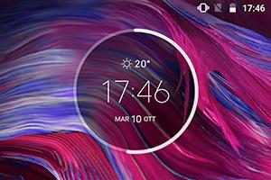 Motorola Moto X4 con Android 7.1.1 Nougat