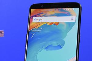 OnePlus 5T, foto dal vivo
