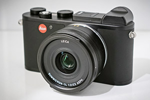 Leica CL: la mirrorless dal vivo
