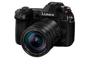 Panasonic LUMIX G9: Serie ISO