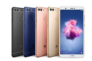 Huawei P Smart: il nuovo smartphone con display FullView
