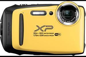 Fujifilm XP130: fino a 20m sott'acqua