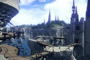 Final Fantasy XIV: gameplay