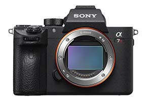 Sony A7 R III: Serie ISO