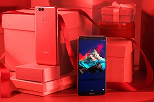 Honor 7X in versione RED