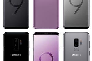 Samsung Galaxy S9 e S9+: eccolo in tutte le sue versioni