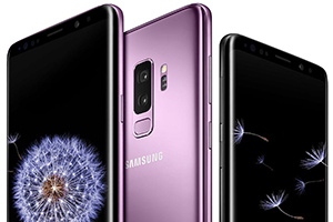 Samsung Galaxy S9 Plus: foto ufficiali