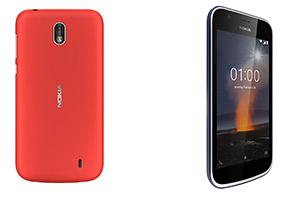 Nokia 1: immagini ufficiali del nuovo low cost