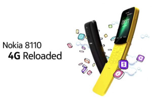 Nokia 8110 4G: primo contatto