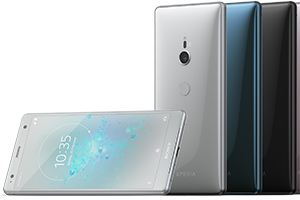 Sony Xperia XZ2: foto ufficiali