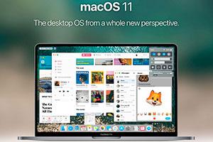 macOS 11: ecco come lo immagina un designer