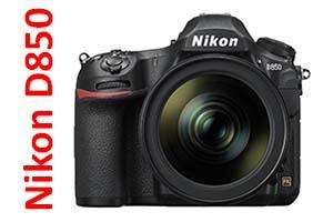 Nikon D850: Serie ISO