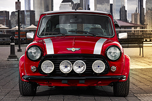 Classic Mini Electric: vintage ed elettrica