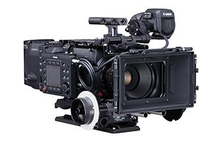 Canon EOS C700 FF: cinepresa Full Frame 5,9K