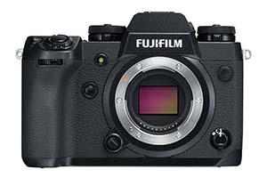 Fujifilm X-H1: Corpo macchina