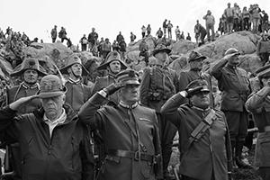 La mostra: 'Cent'anni dopo – Ricordi di guerra, Sguardi di pace'