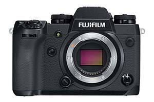 Fujifilm X-H1: Serie ISO
