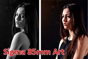 Sigma 85mm f/1.4 DG HSM Art - I primi scatti