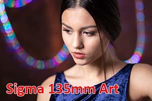 Sigma 135mm f/1.8 DG HSM Art - I primi scatti