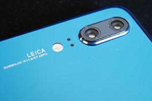 Huawei P20: ecco come scatta le foto