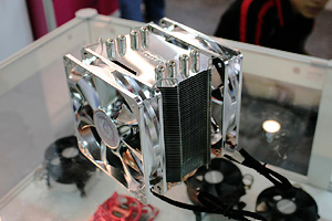 Evercool al Computex 2009