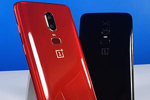 OnePlus 6 Red: la bellissima variante rossa in foto