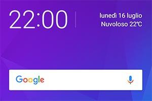 Oppo R15 Pro: l'interfaccia di ColorOS 5.1