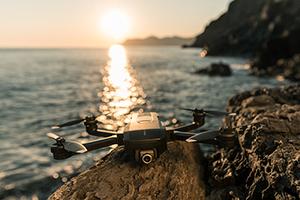 Drone ripiegabile Yuneec Mantis Q