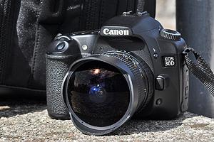 Samyang 8mm Canon