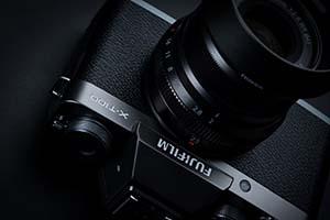 Fujifilm X-T100: Filtri