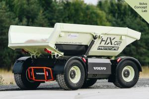 Volvo, veicoli elettrici per il settore minerario