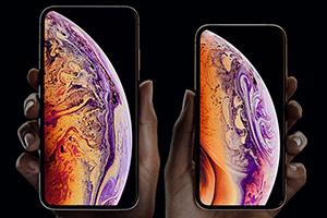 Nuovi iPhone XS e XS Max: foto dalla presentazione