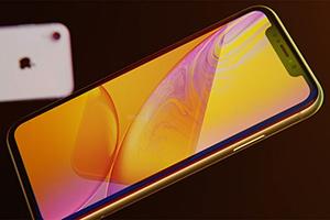 Nuovo iPhone XR: foto della presentazione