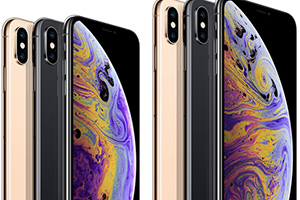 Apple iPhone Xs e iPhone Xs Max: foto ufficiali