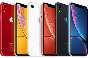 Apple iPhone XR: foto ufficiali