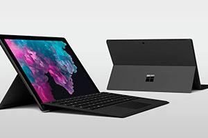 Microsoft Surface Pro 6: eccolo nelle nuove versioni