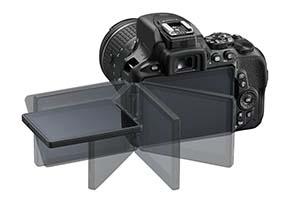 Nikon D5600, reflex compatta nata per condividere