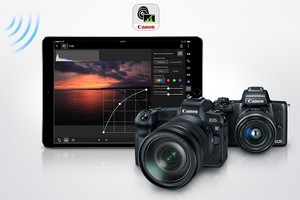 Canon Digital Photo Professional Express per iPad