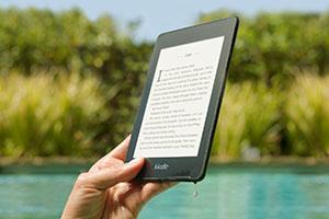 Kindle Paperwhite: ecco le immagini del nuovo ereader di Amazon