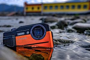 Panasonic Lumix FT7: compatta rugged
