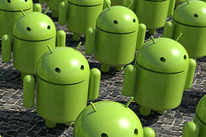 10 immagini per raccontare la storia di Android