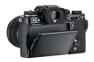 Fujifilm X-T3: Corpo macchina