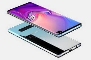 Samsung Galaxy S10+: i render realistici
