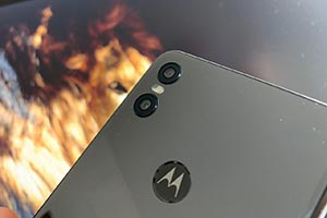 Motorola ONE: come scatta le foto